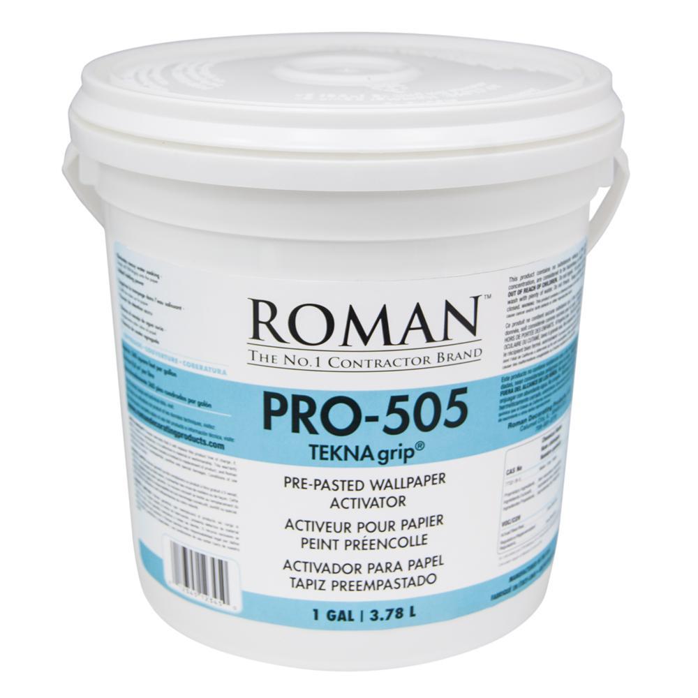 Roman 1 gal. TEKNAgrip Pre-Pasted Wallpaper Activator