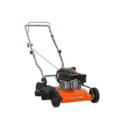 20 in. 170 cc OHV Walk Behind Gas Push Mower 2-in-1 Mulch plus Side Discharge