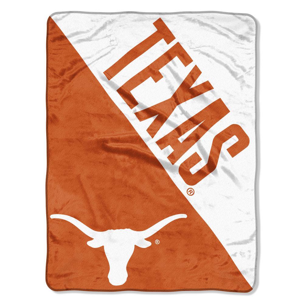 Texas Multi Color Polyester Halftone Micro Blanket
