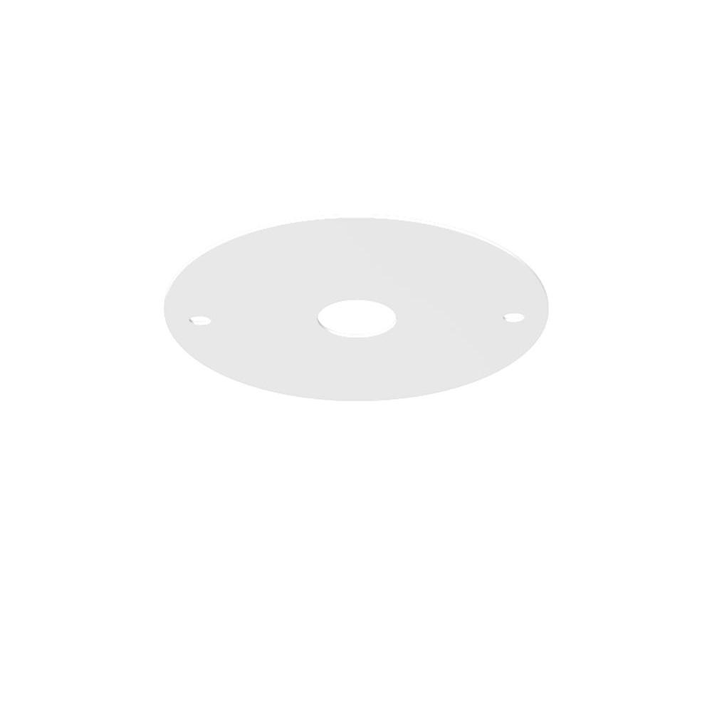 Lithonia Lighting White J-Box Cover