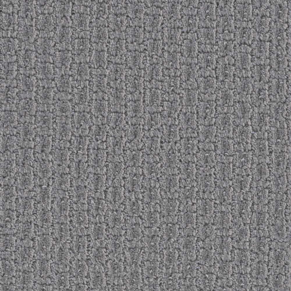 Carpet Sample - Fresh Elegance - Color Brand New Pattern 8 in. x 8 in.