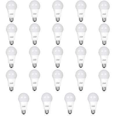 75-Watt Equivalent A19 Dimmable CEC Title 20 Compliant LED ENERGY STAR 90+ CRI Light Bulb, Daylight (24-Pack)