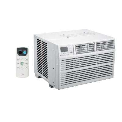 ENERGY STAR 18,000 BTU Window Air Conditioner with Remote