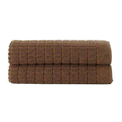 Beau Pure Turkish Cotton Collection 20 In. W X 31 In. H Luxury Bath Mat