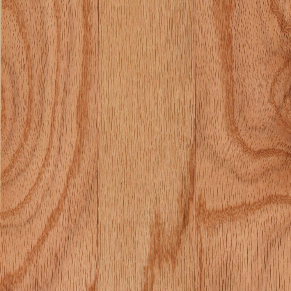 Mohawk Pastoria Red Oak Natural Hardwood Flooring - 5 in. x 7 in. Take Home Sample