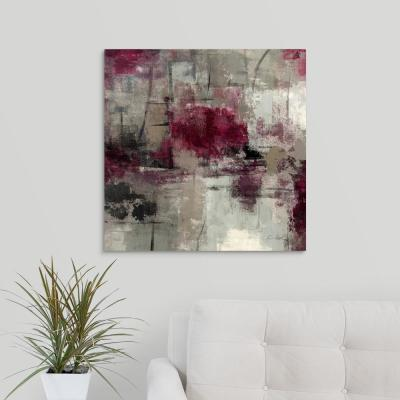 """Stone Gardens III"" by Silvia Vassileva Canvas Wall Art"