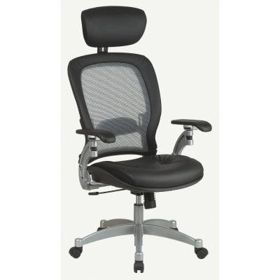 Gray AirGrid Back Office Chair