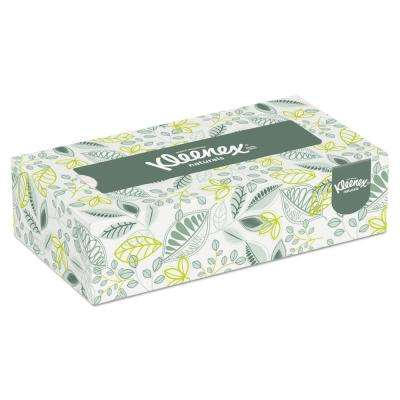 Naturals Facial Tissue 2-Ply (125 Sheet/Box, 48 Boxes/Carton)