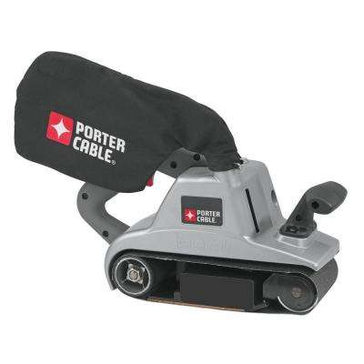 12 Amp 4 in. x 24 in. Belt Sander