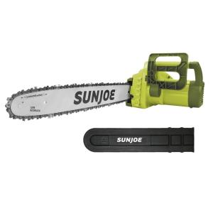 18 in. 14 Amp Electric Chainsaw