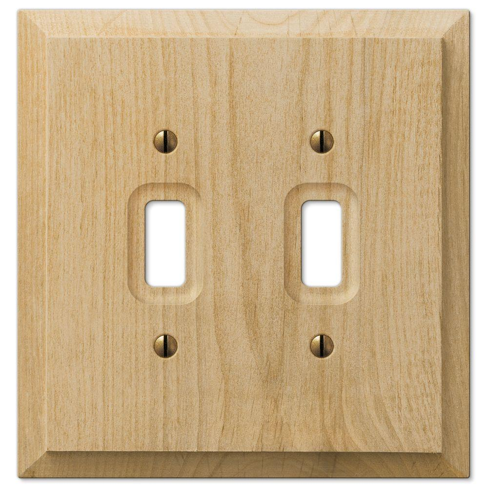 5 - Toggle Switch Plates - Switch Plates - The Home Depot