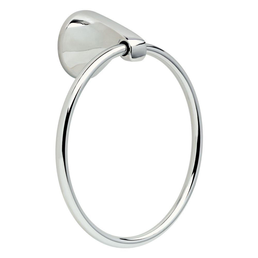 Tolva Towel Ring in Chrome