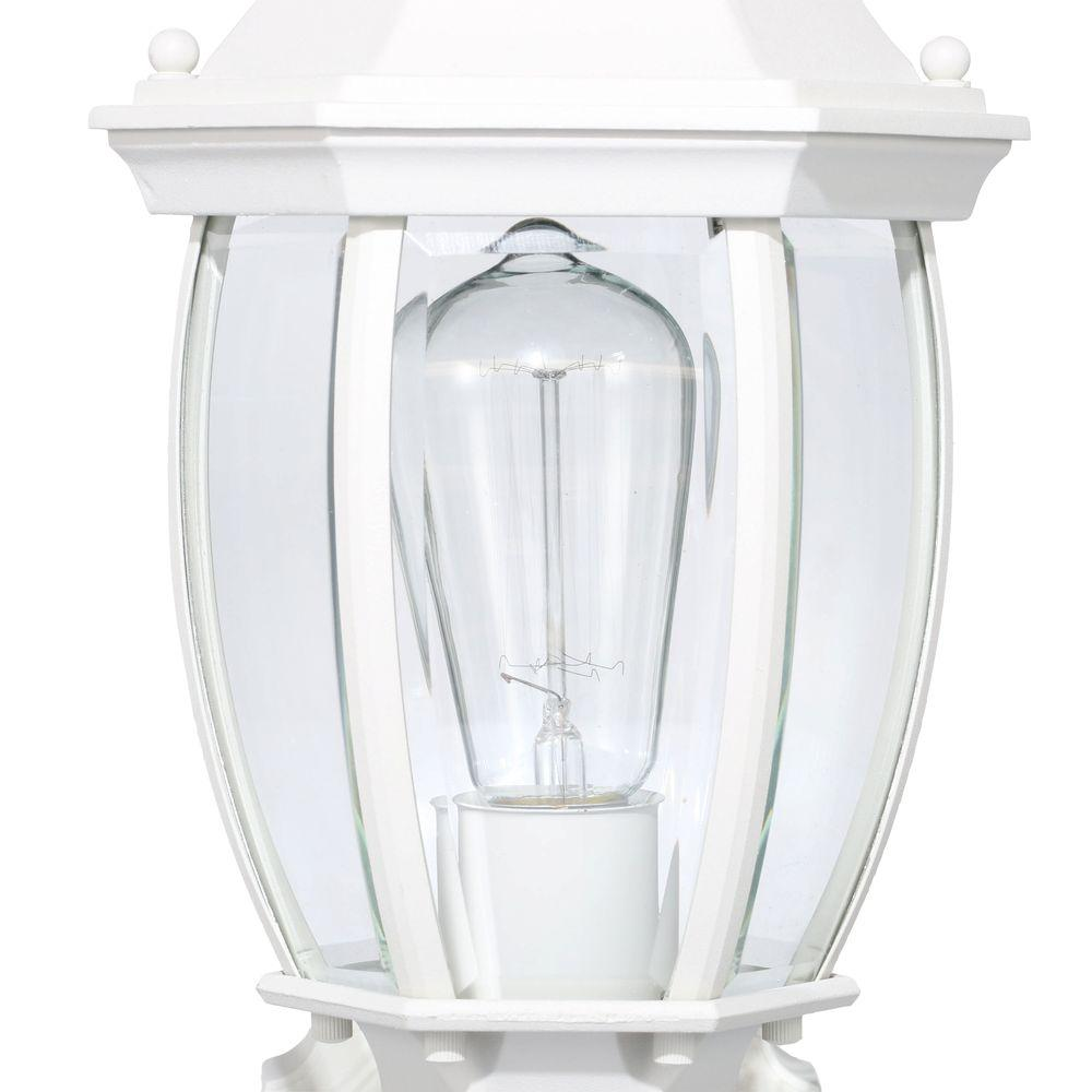 Motion Sensor Porch Light Fixture