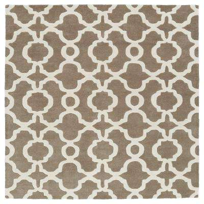 12 X 12 Beige Area Rugs Rugs The Home Depot