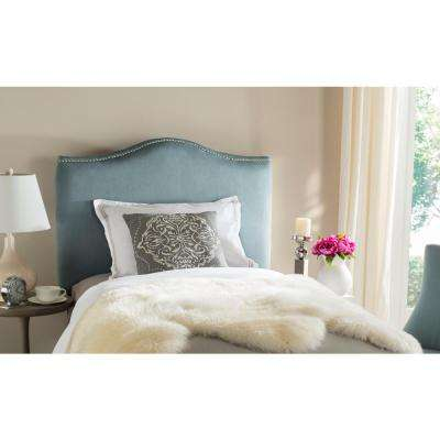 Jeneve Wedgwood Blue Full Headboard
