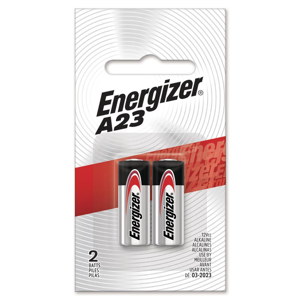 Eveready A23 - Alkaline Battery(2-Pack)