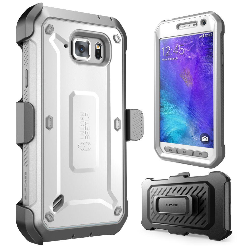 supcase galaxy s6 active unicorn beetle pro full body case with