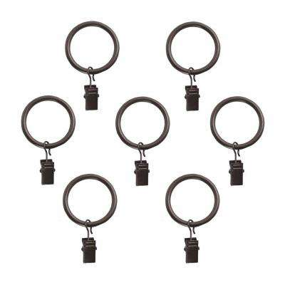 Clip Rings in Toasted Copper (7-Pack)