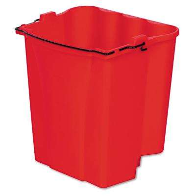 4.5 Gal. Plastic Water Bucket for Wave Brake Buckets