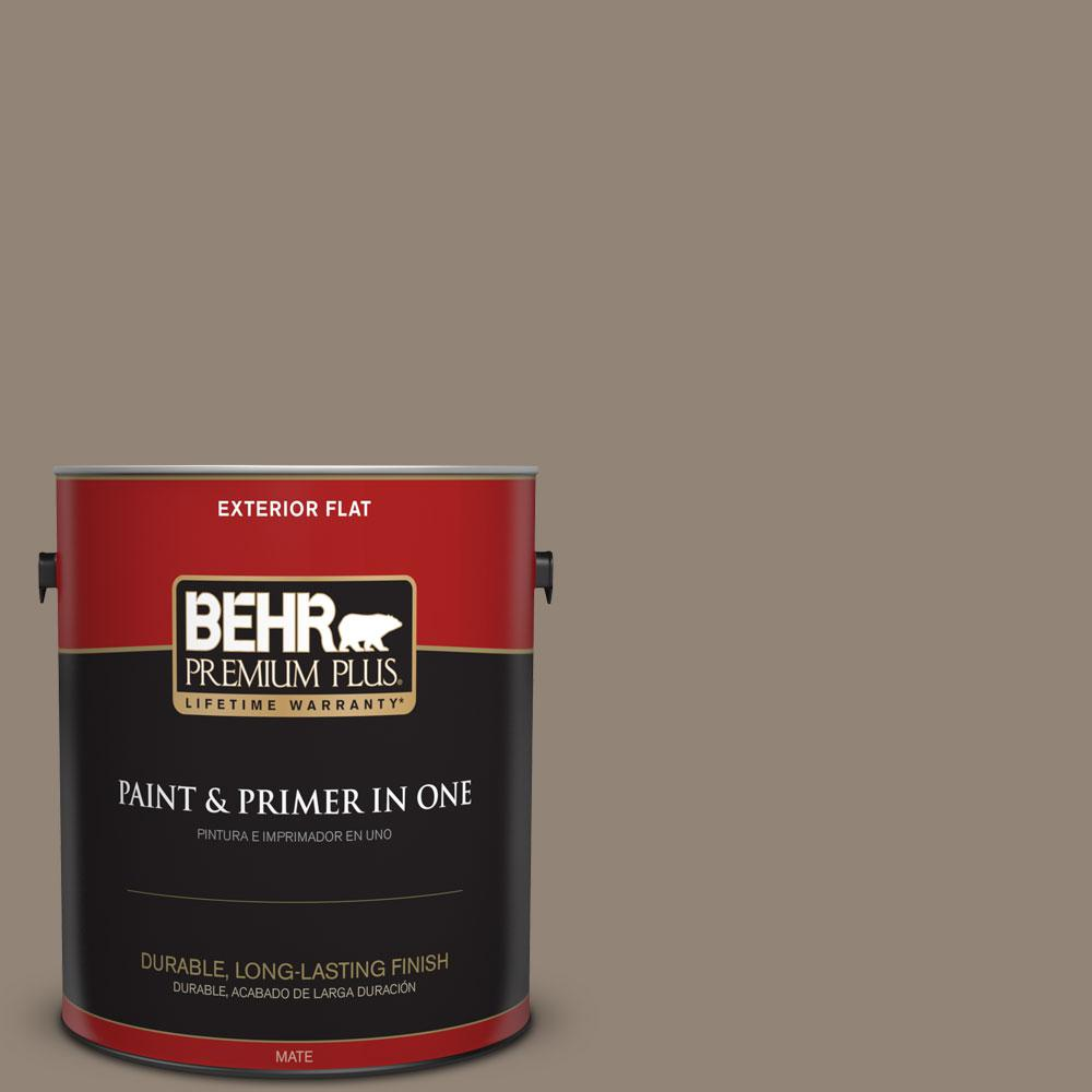 N220 5 Ottertail Flat Exterior Paint And Primer