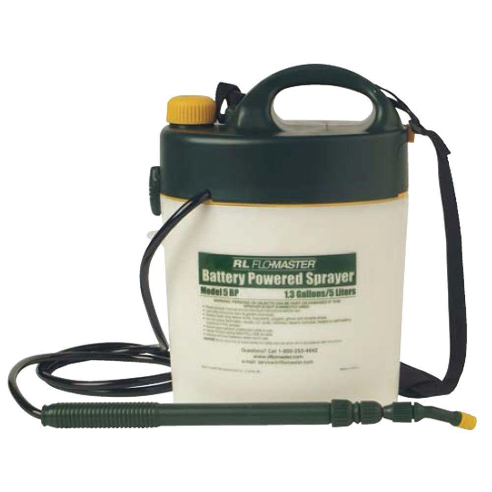 Rl Flo Master 1 3 Gal Battery Ed Sprayer