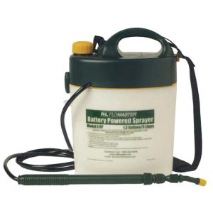 RL Flo-Master 1.3 Gal. Battery Powered Sprayer by RL Flo-Master