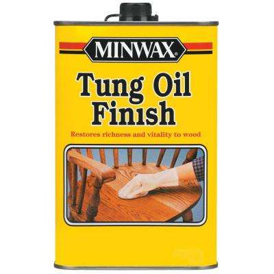 1 qt. Tung Oil (6-Pack)