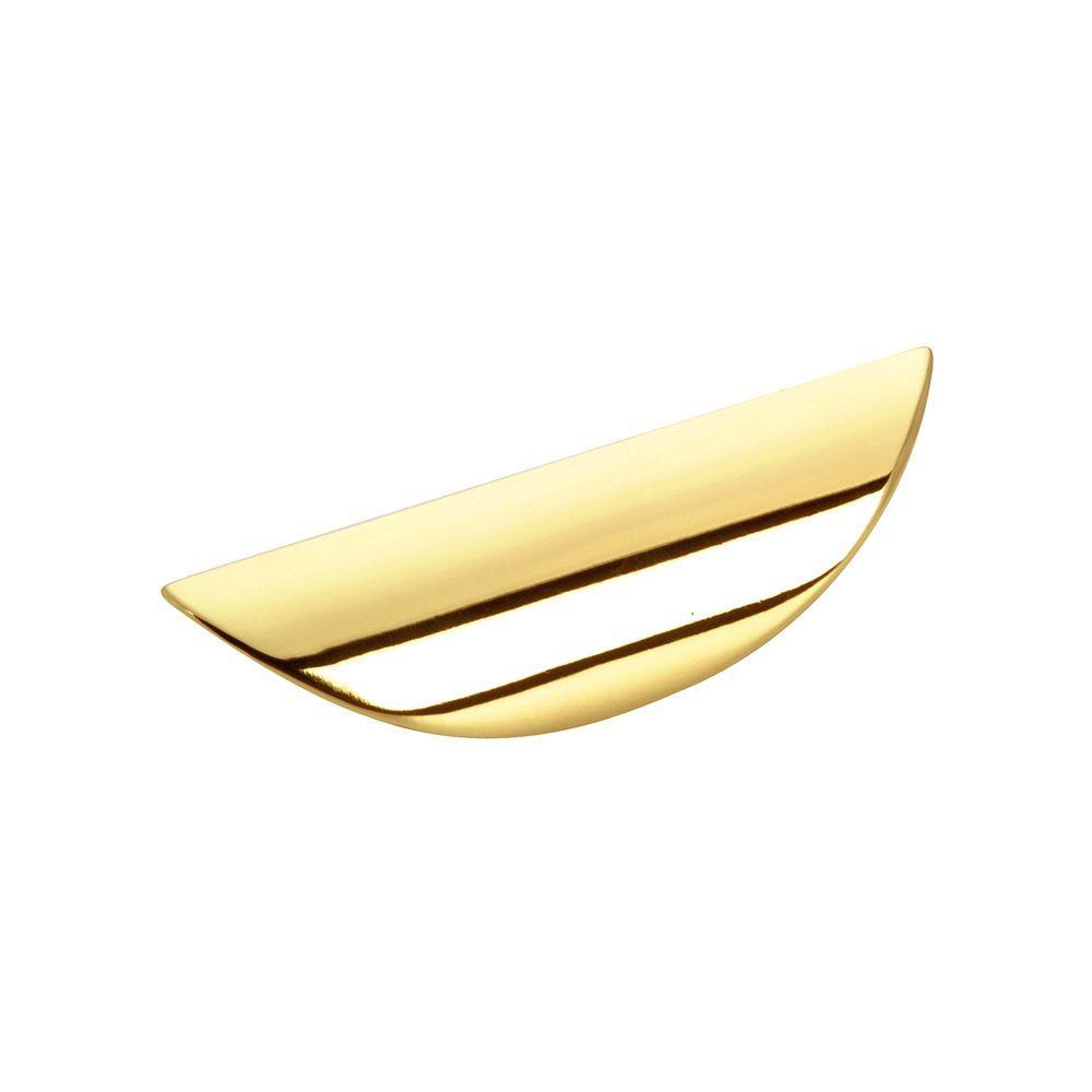 Richelieu Hardware Modern Brass 32mm. Cup Pull