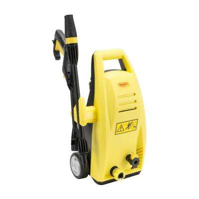 BY01-VBJ-W 1600 PSI 1.60 GPM Electric Pressure Washer