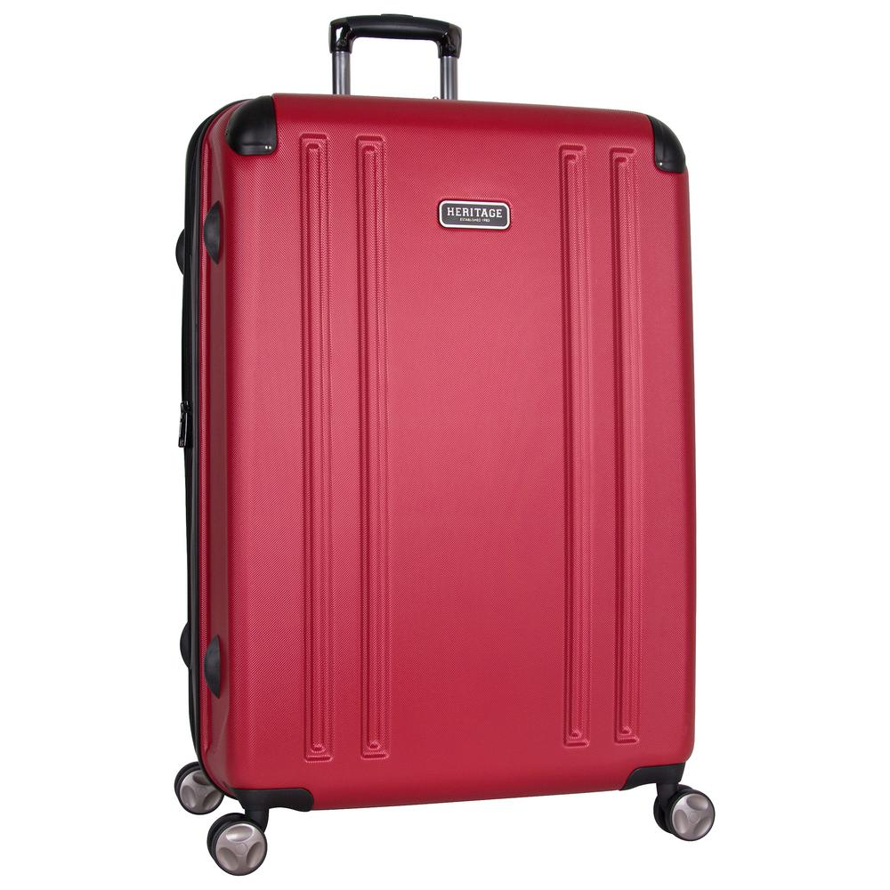O'Hare Collection Lightweight Hardside ABS 8-Wheel Expandable Upright 29 in.