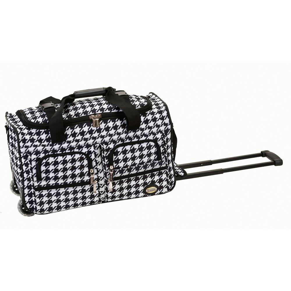Rockland Voyage 22 in. Rolling Duffle Bag, Kensington