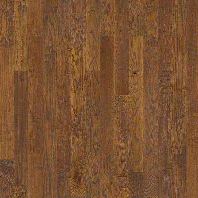 Take Home Sample - Kolby Meadows Dusty Trail Solid Hardwood Flooring - 4 in. x 8 in.