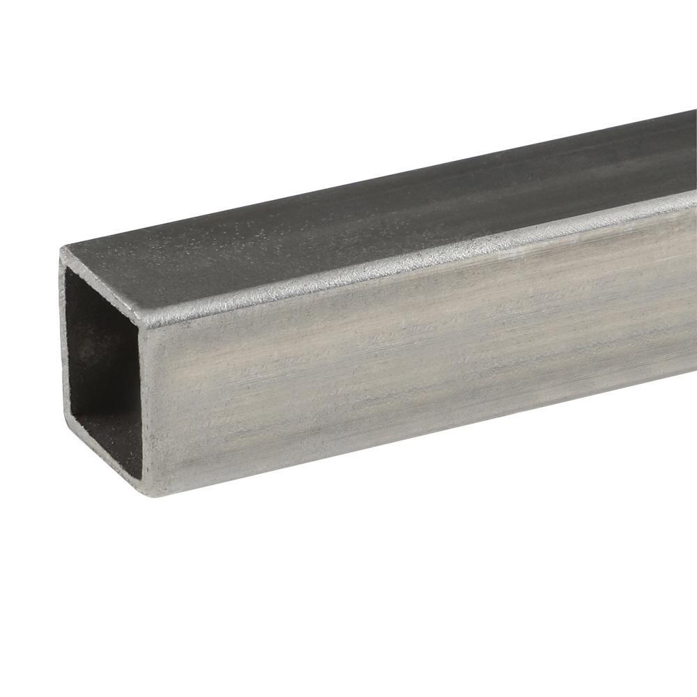 "Steel Square Tube 3//4/""X 3//4/""X 60/"" Long .120/"" 11 Gauge Wall"