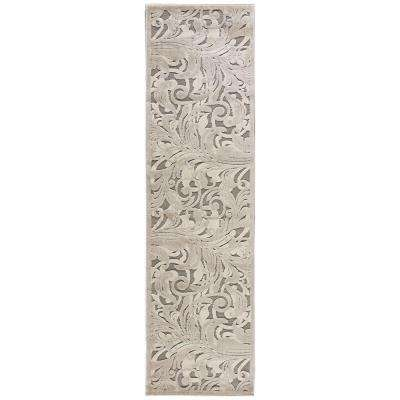 Graphic Illusions Gycam 2 ft. 3 in. x 8 ft. Rug Runner