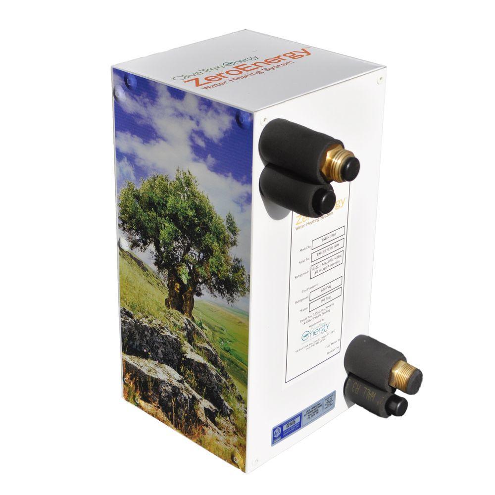 ZeroEnergy Heat Recovery Water Heater System - Zero Energy
