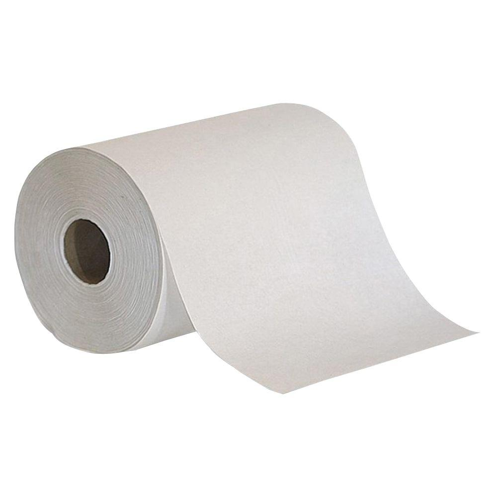 Envision White Hardwound Roll Paper Towels (350 Towel 12 per Carton)