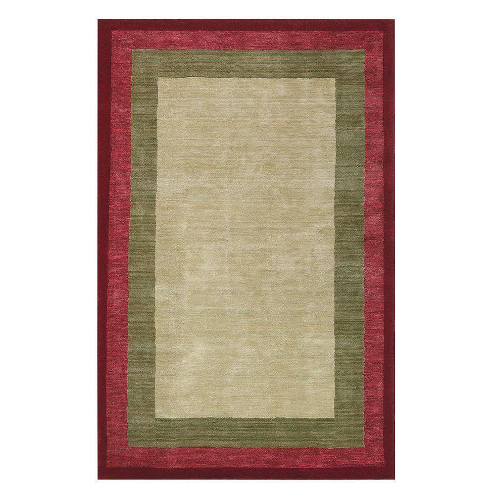 Home decorators collection karolus multi 2 ft 6 in x 4 for Home accents rug collection