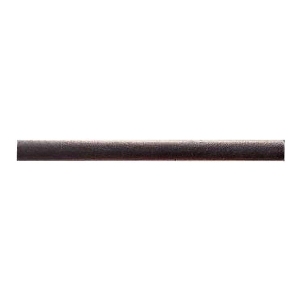 Pangea Metals Rust 1/2 in. x 6 in. Flora Pencil Liner