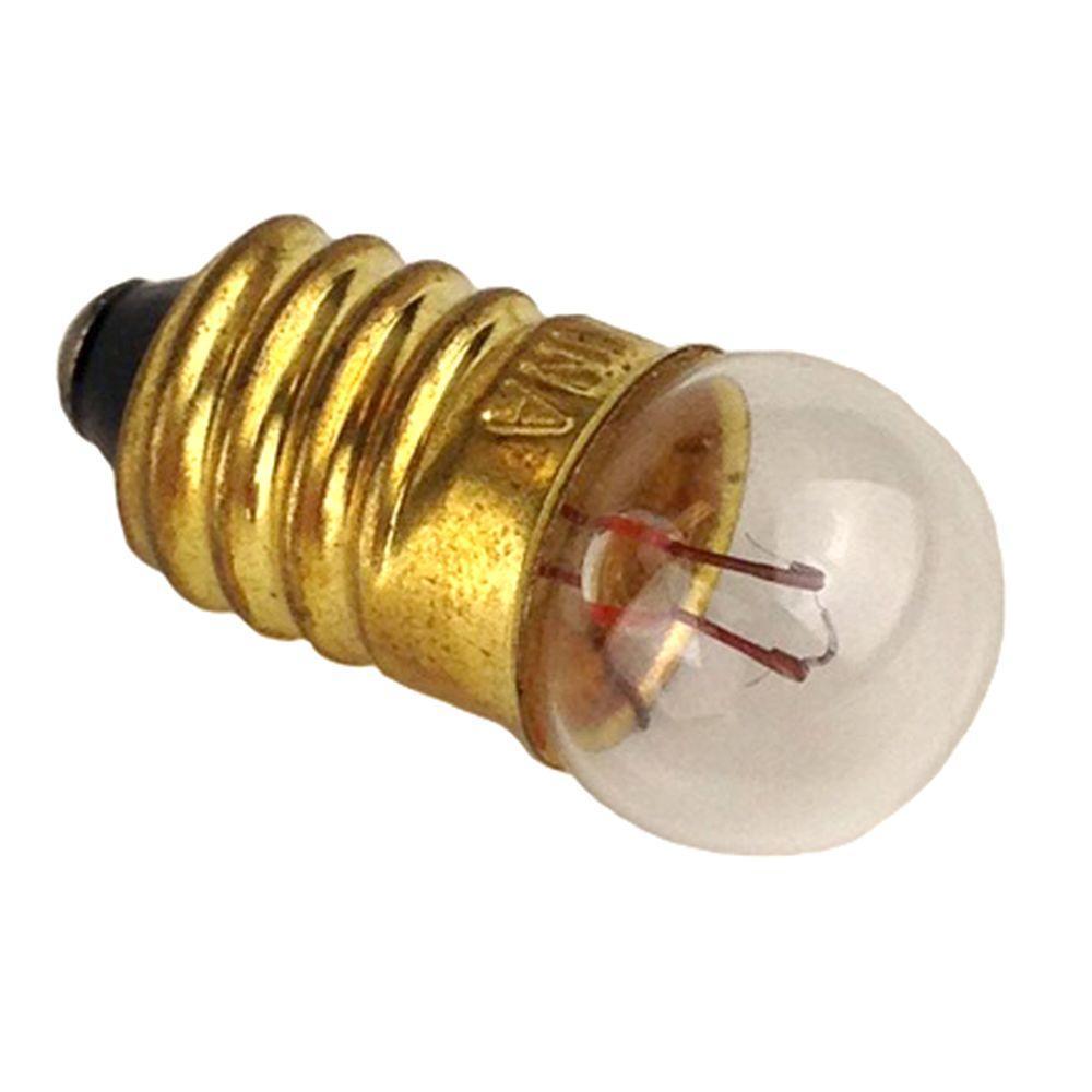 Crown Bolt 3 7 Volt 3 D Cell Flashlight Bulb 66358 The