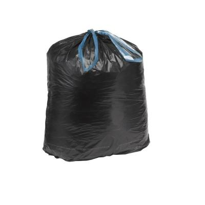 30 in. x 33 in. 30 Gal. 1.05 mil Black Ultra Flex Trash Bags (150/Carton)