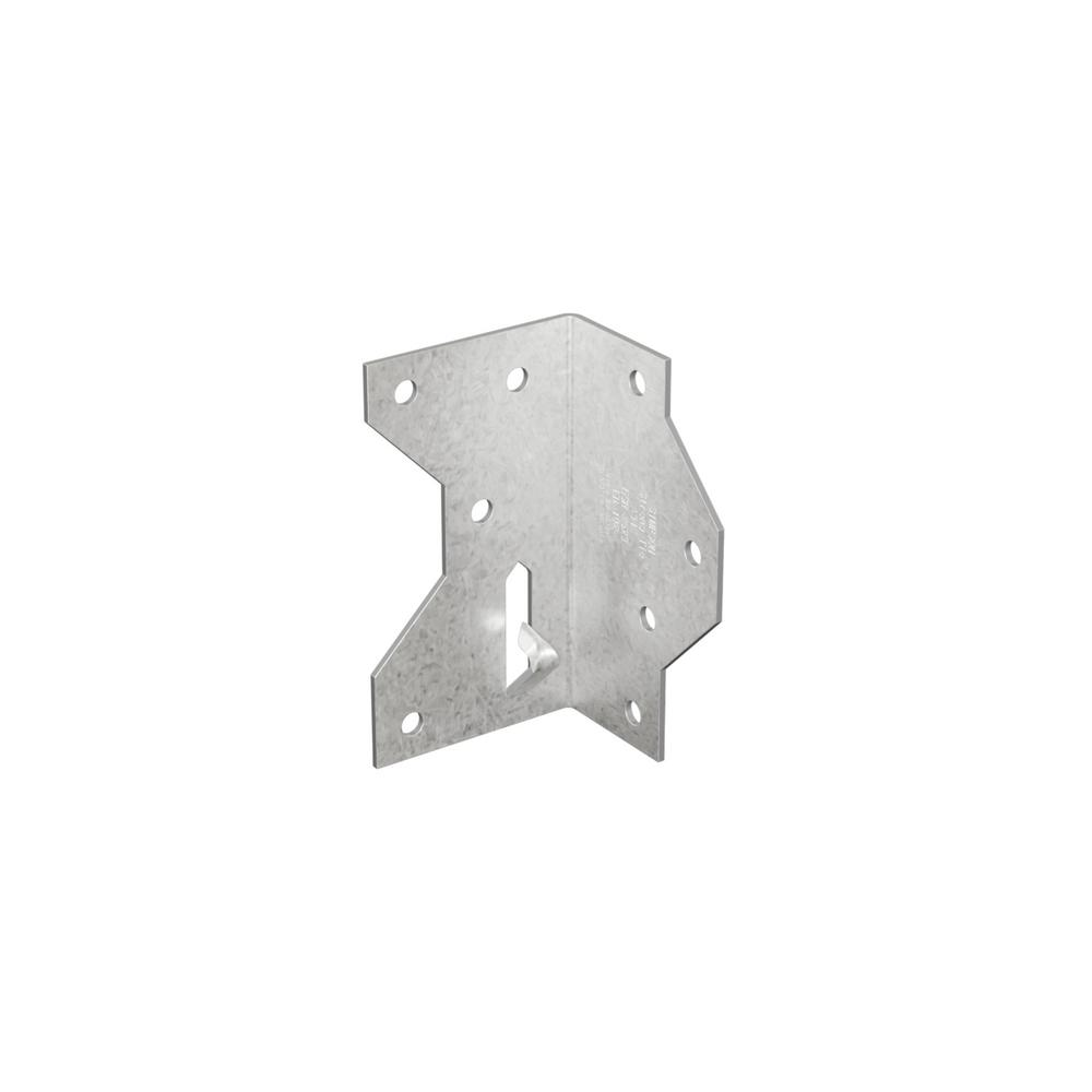 Simpson Strong-Tie ZMAX 18-Gauge Galvanized Framing Angle