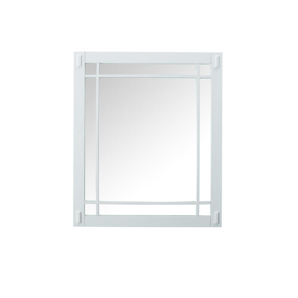 Artisan 25.5 in. W x 30 in. H Framed Single Wall