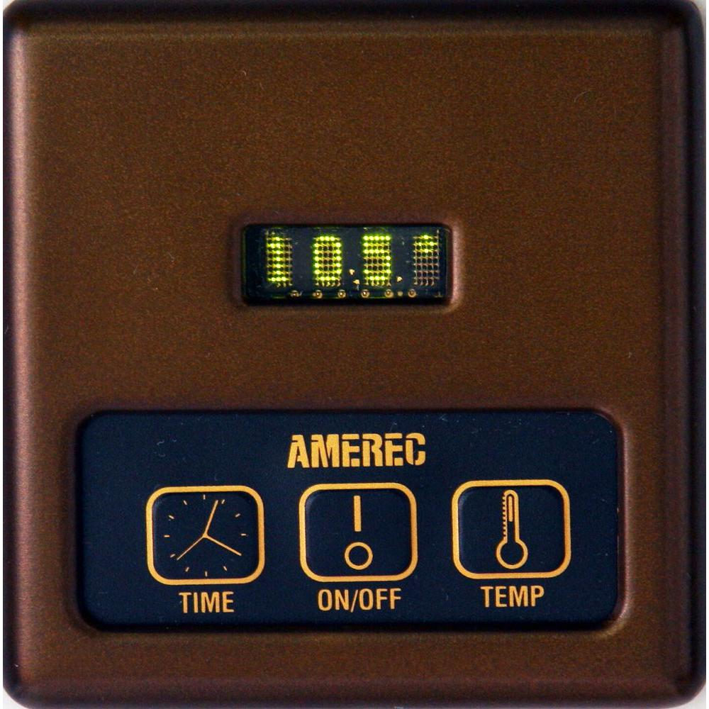 Amerec K60, 60-Minute Digital Control Kit in Oil Rubbed Bronze-K60 ...