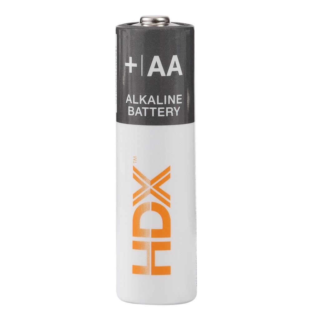 AA Alkaline Battery (64-Pack)