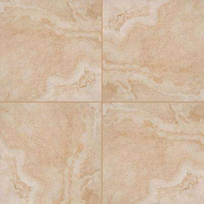 Isabela Beige 24 in. x 24 in. Matte Porcelain Paver Tile (14 pieces / 56 sq. ft. / pallet)