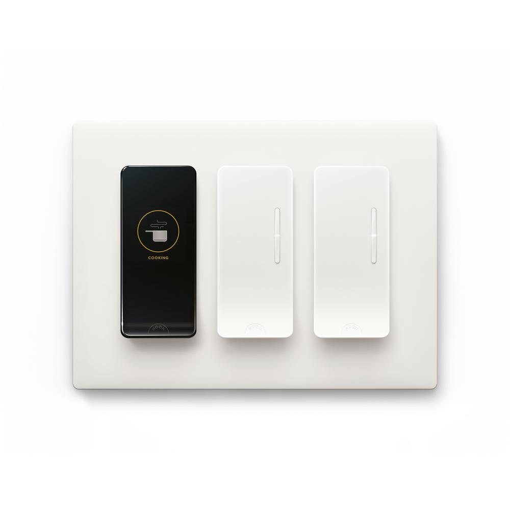 Smart Light Switch >> Noon Smart Lighting Kit With 1 Room Director 2 Extension Switches