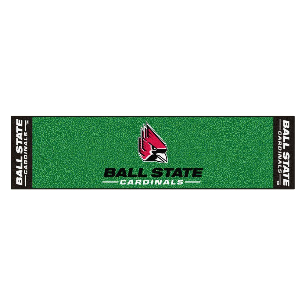 NCAA Ball State University 1 ft. 6 in. x 6 ft.