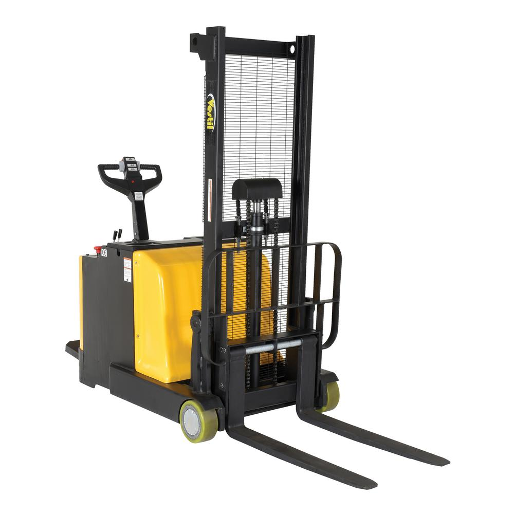 2000 lb. Capacity 62 in. H Counter-Balanced Powered Drive Lift with