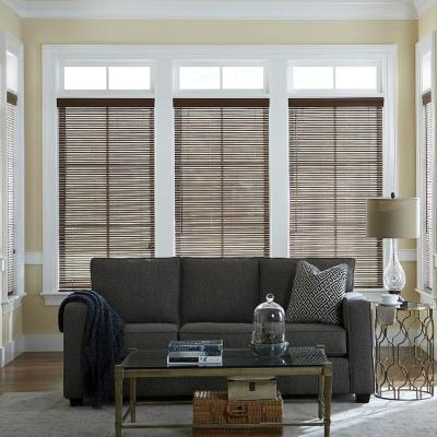 1 in. Faux Wood Blinds