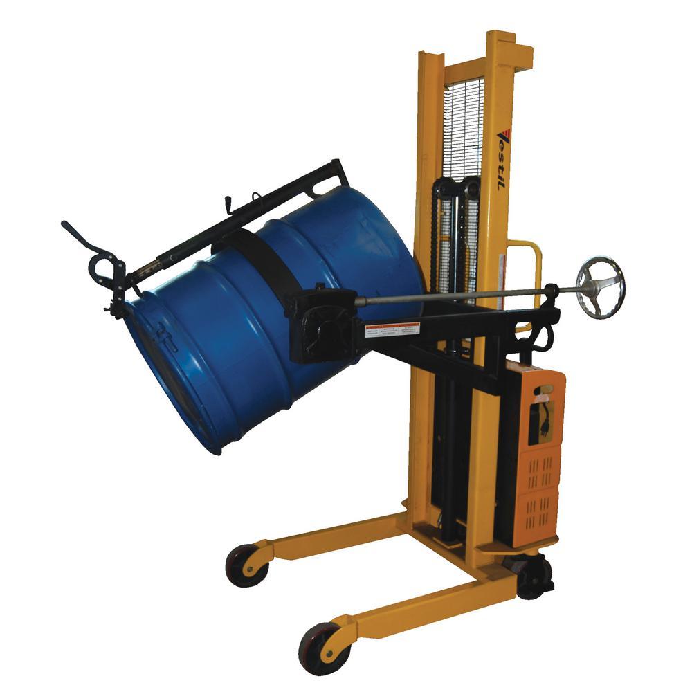 Dc-Drum Lifter / Rotator / Transporter